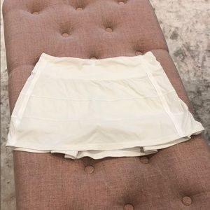 Lululemon size 4 Tennis Running skirt